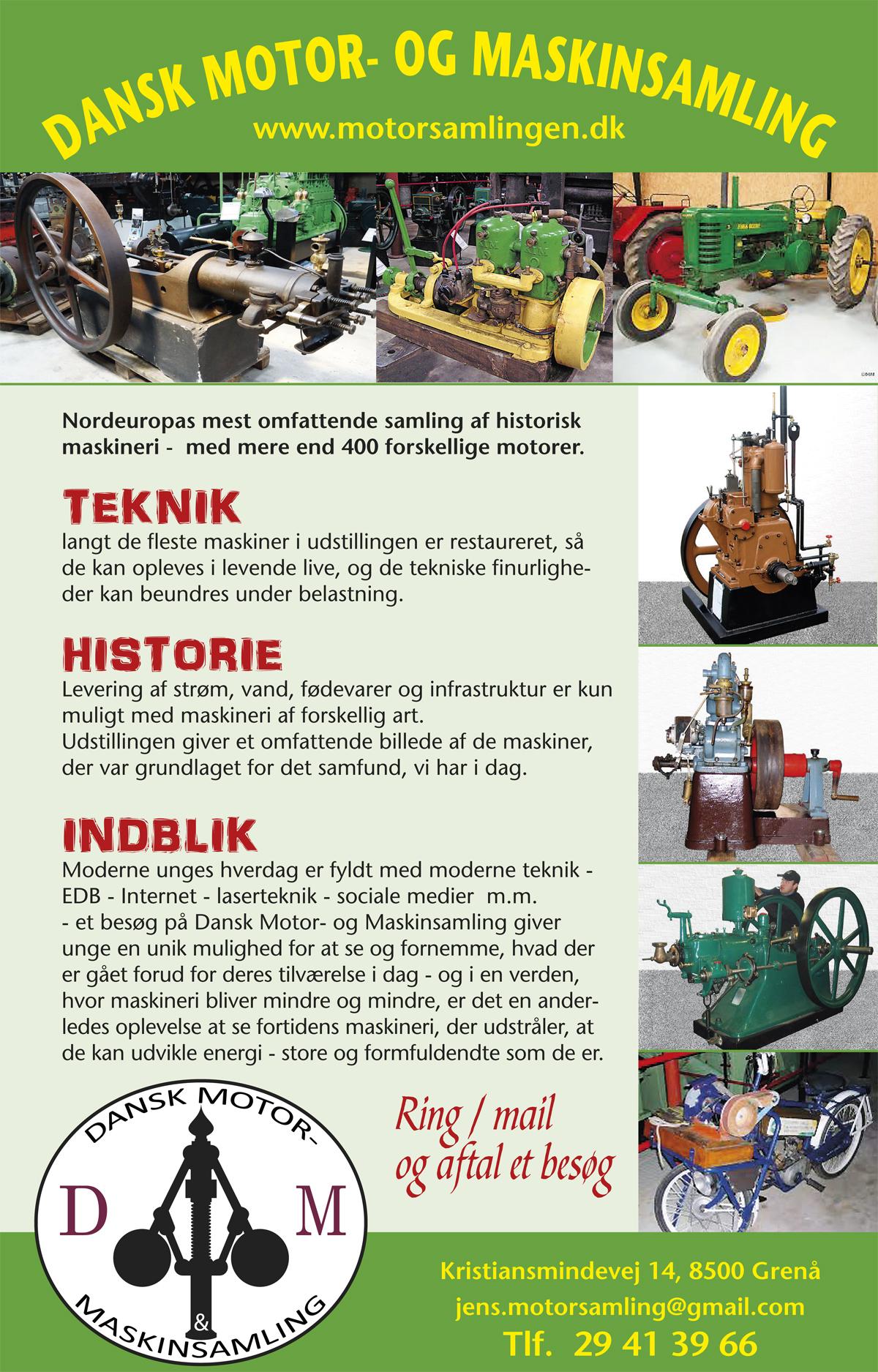 Dansk-Motorsamling