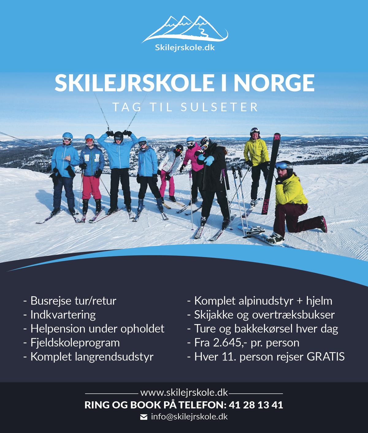 Skirejser-2019