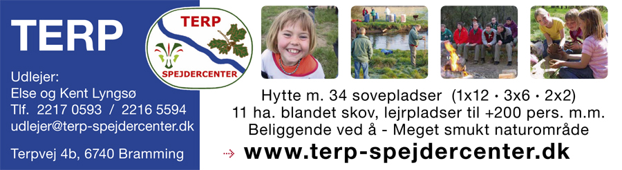 Terp-SpejderCenter